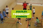Jugend Squash Camp 2011 - Impressionen