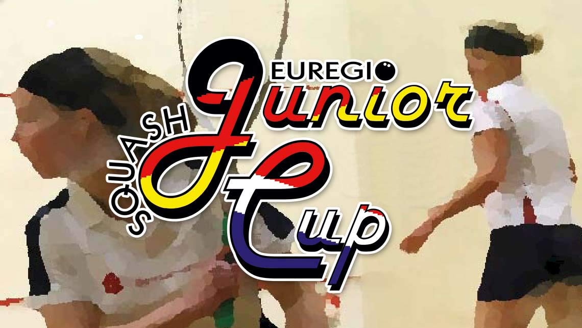 Euregio Squash Junior-Cup im Sport-Center