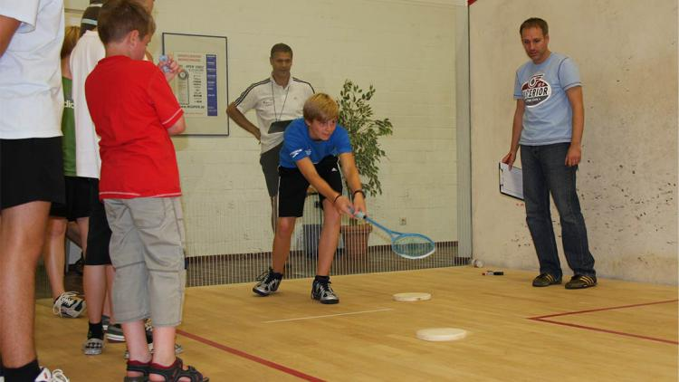 Jugend Squash Olympiade